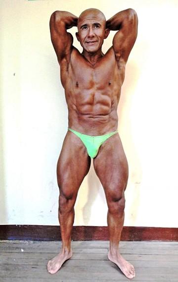Rafael Rosas gran ejemplo de disciplina y dedicación