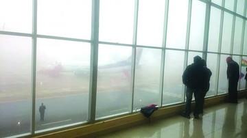 Densa niebla se apodera  de Sucre y las provincias