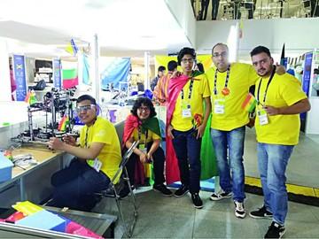 Bolivia se supera en  robótica con trabajo  liderado por Sucre