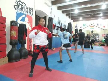 Cuando aprender artes marciales es un estilo de vida: 'Guerrero Dragón'