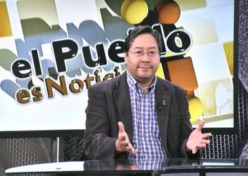 """Arce: Las AFP que operan en Bolivia  son """"ineficientes"""""""