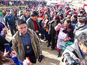Autoridades refuerzan campaña con proyectos