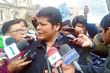 Tensión, balas y amenaza por erradicación de coca