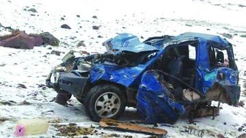 Potosí: Dos profesores fallecen en un accidente