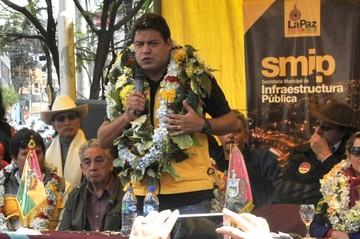 Alcalde de La Paz tiene cuatro cuentas bancarias con un saldo total de Bs 96.000