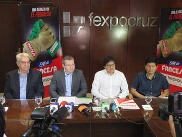 Fancesa y Fexpocruz firman alianza para modernizar las calles del predio ferial