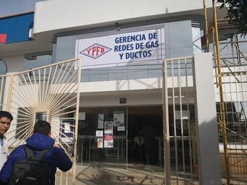 La Gerencia tiene por ahora a 12 funcionarios en Sucre