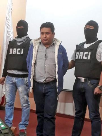 Policía atrapa a sujeto que  estafó con falsas promesas