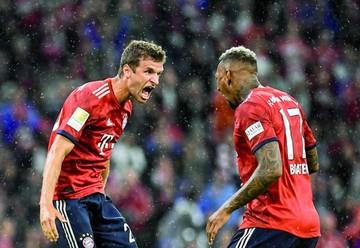 El Bayern abre  la Bundesliga  con una victoria