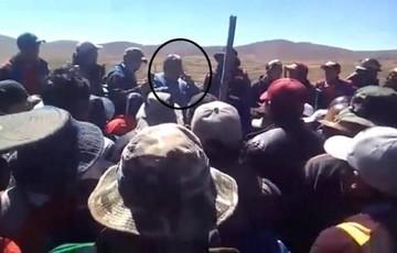 Familia de Illanes presenta acusación contra mineros