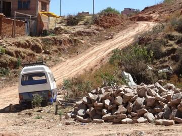 El Barrio Honduras en riesgo de  perder presupuesto para 2019
