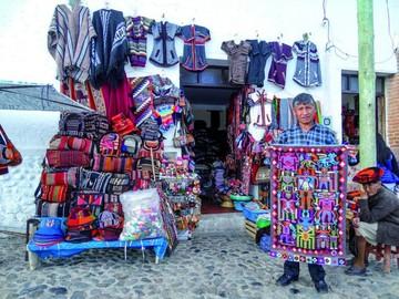 Ñaupa Pallay, la artesanía como forma de vida