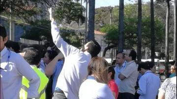 Sismo de 5.3 grados provoca susto en Santa Cruz