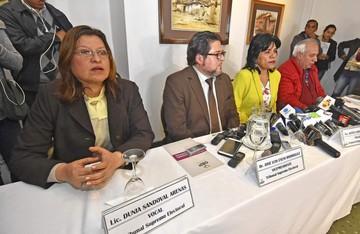 TSE espera acción del Legislativo para opinar sobre las primarias