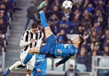 Ronaldo marcó el mejor gol