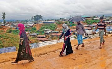 Crímenes contra minoría rohinyá dividen a países
