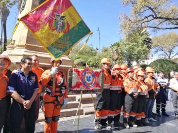 Grupo de salvamento SAR cumple 15 años de servicio