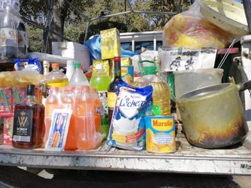 Juguetes y dulces tóxicos se vendían a estudiantes