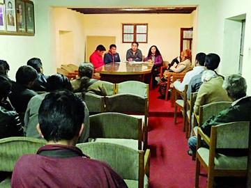 Consejo de Límites inicia labor con  visita a Incahuasi