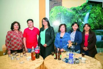 Reunión de ex alumnas del colegio La Inmaculada