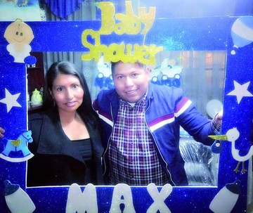 Baby shower de Maximiliano