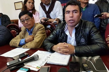 Transportistas desconocen ruptura con Fancesa y anticipan fracaso en licitación