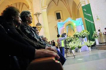 """Mamita """"Gualala"""" espera a sus hijos en la Catedral"""
