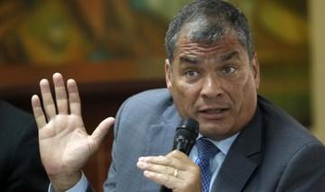 Rafael Correa habría solicitado asilo político en Bélgica
