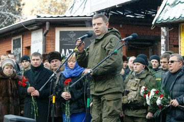 Ucrania: Líder rebelde muere en un atentado