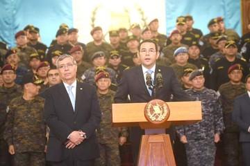 Guatemala: Presidente podría ser juzgado