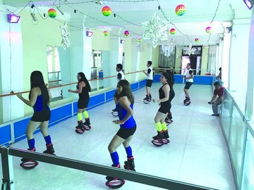 Kangoo Jumps en Sucre