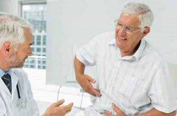Síndrome diarreico del anciano