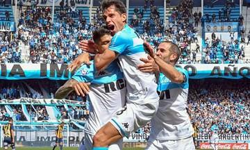 Racing derrota a Rosario y se convierte en nuevo líder
