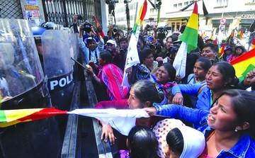 Cocaleros nutren protesta y lanzan nuevo ultimátum