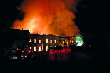 Prometen reconstruir museo de Río tras años de dejadez