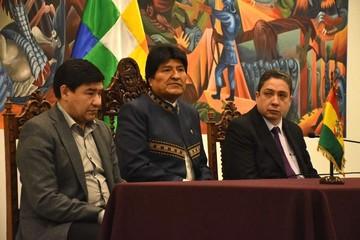 Ejecutivo promulga la Ley de Organizaciones Políticas