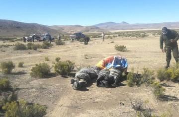 Oruro: Encuentran cuatro cadáveres en bolsas de plástico