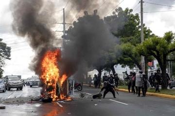 Cifra de muertos por crisis en Nicaragua se acerca a 500