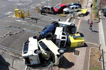 Al menos diez muertos y 300 heridos en Japón por el fuerte tifón Jebi