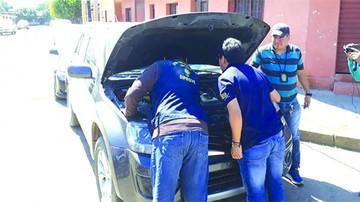 Montero: Recuperan auto robado en La Paz