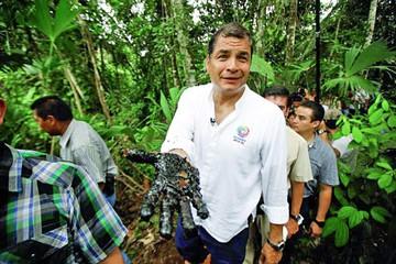 Ecuador pierde la batalla contra petrolera Chevron
