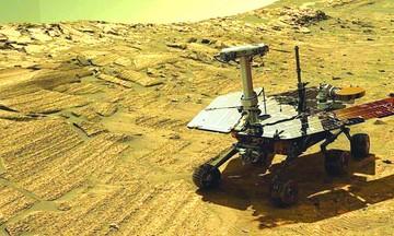 Opportunity, la sonda que se perdió en Marte