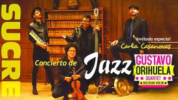 Gustavo Orihuela Quartet volverá a Sucre con jazz