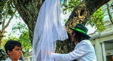 Este actor peruano se casa… ¡con la naturaleza!