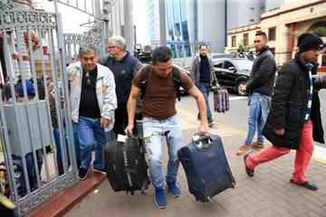 """Venezolanos emigran por """"moda"""" y """"estatus"""", según Diosdado Cabello"""