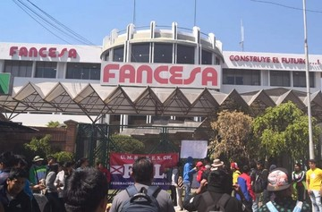 Ruedan primeras cabezas por el conflicto entre transportistas y Fancesa