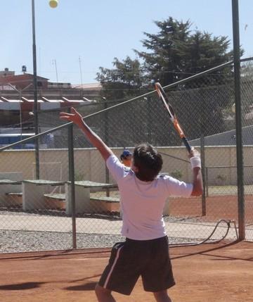 Nacional de Tenis Grado 2 entrega primeros títulos