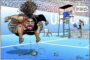 Caricatura abre críticas