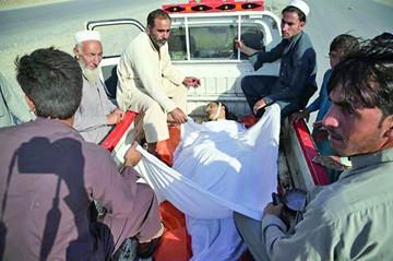 Afganistán: Sube cifra de víctimas tras atentado