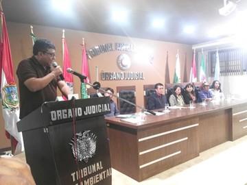 Agroambiental ampliará los juzgados itinerantes